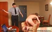 Il discipline son partenaire fan de BDSM