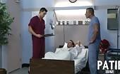 Orgie avec un patient