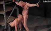 Nick Prescott et Matt Stevens dans une partie extrême